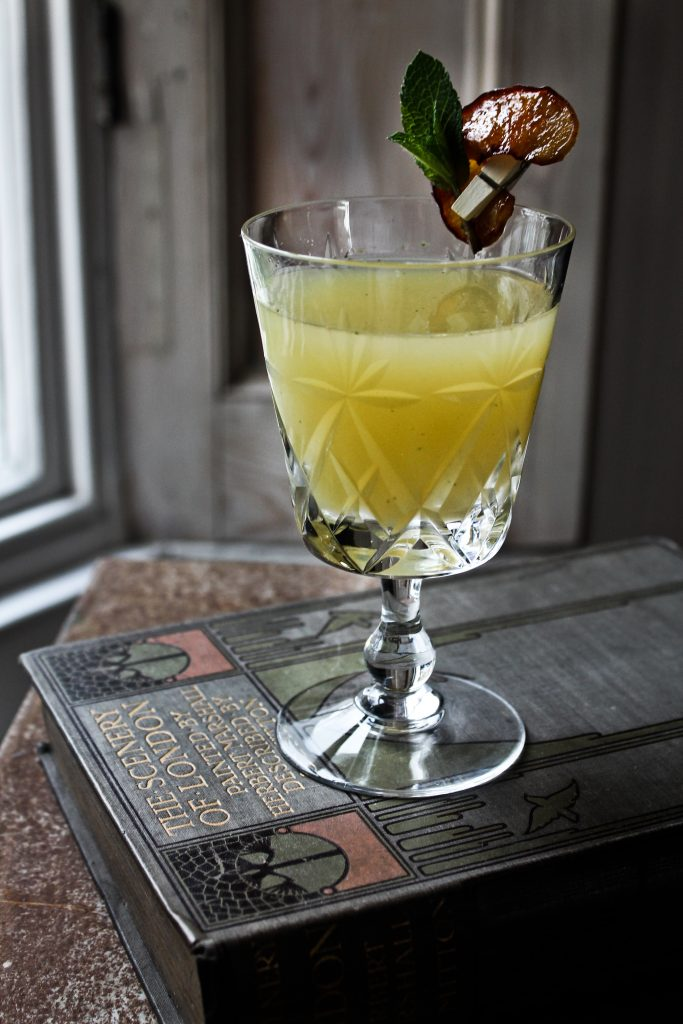 Pastis Cocktails - Cornish Humbug