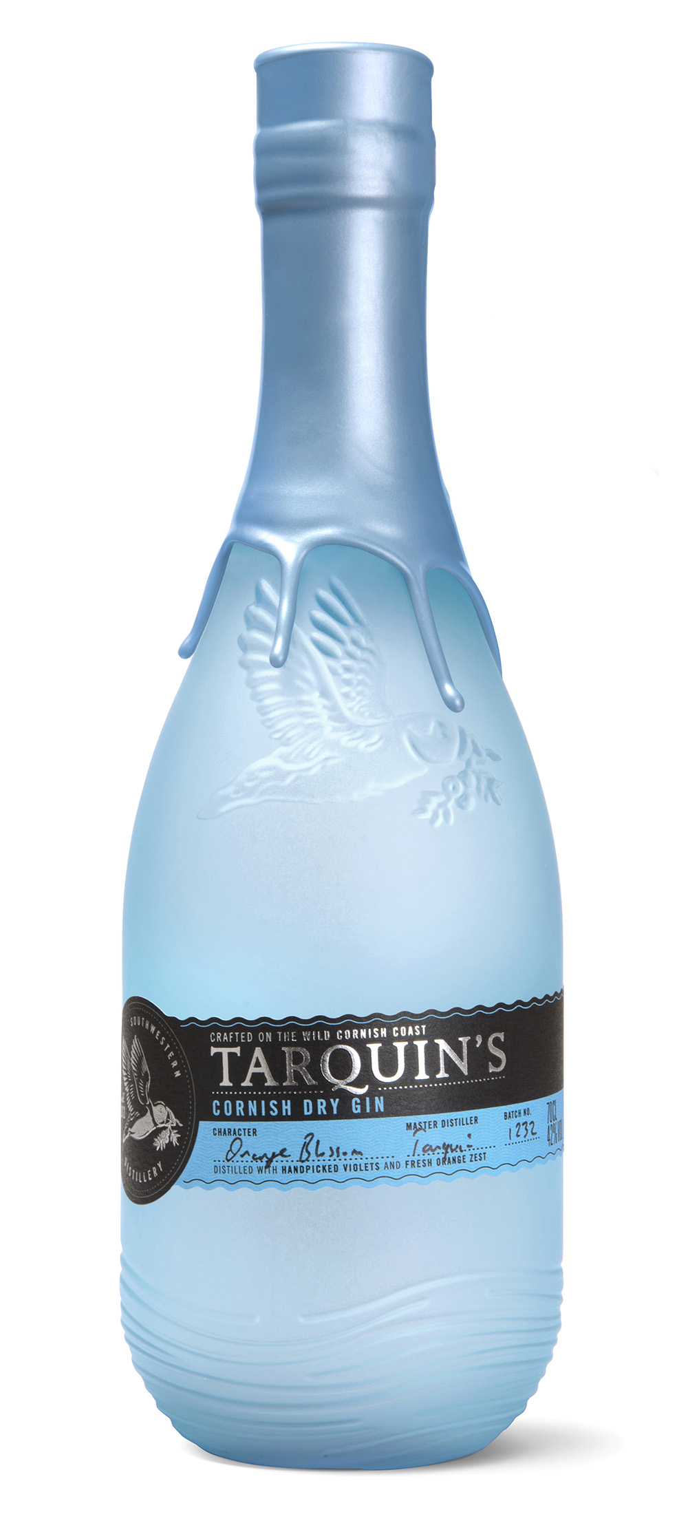 Tarquin's Cornish Gin Bottle