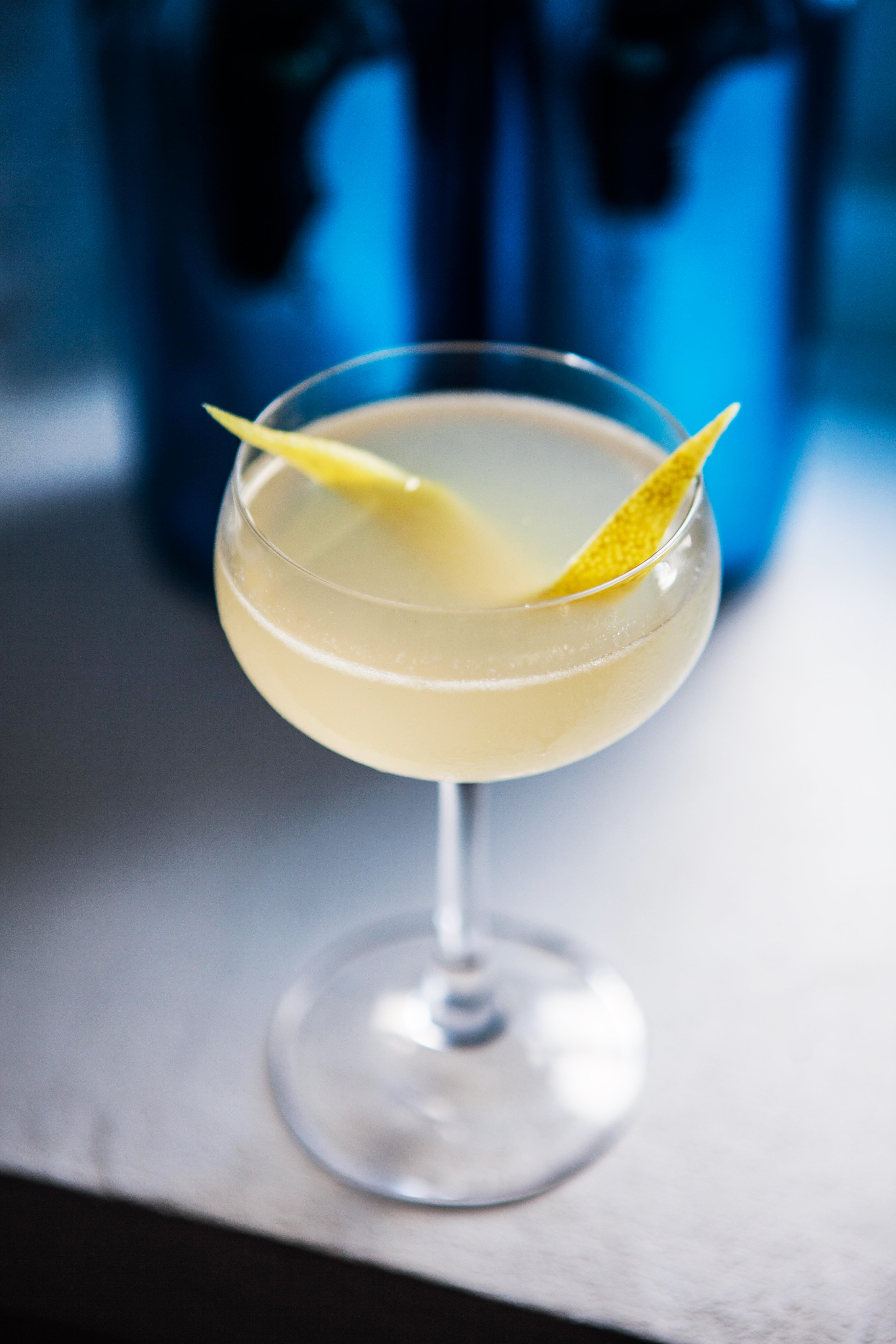 Tarquin's Dry Cocktails - Cornish Reviver